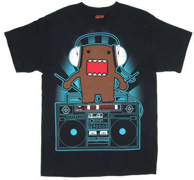 DJ Domo - Domo-Kun T-shirt