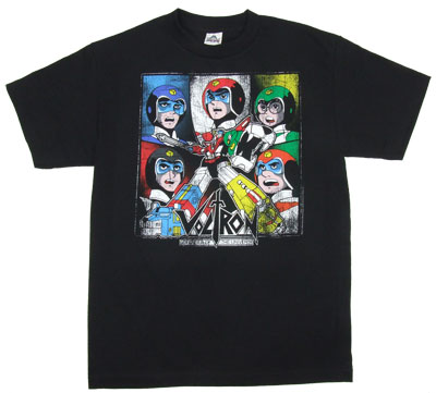 Team Voltron - Voltron T-shirt