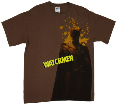 Nite Owl - Watchmen T-shirt