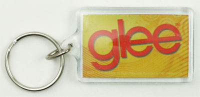 Team Puck - Glee Keychain