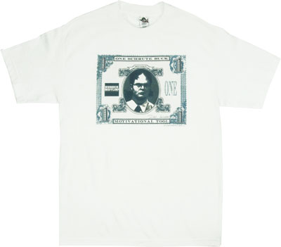Schrute Buck - The Office T-shirt