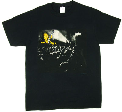 Garfield On Stage - Garfield T-shirt