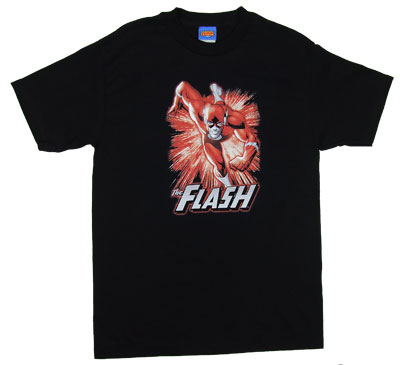 Flash Burst - DC Comics T-shirt