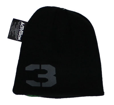 Call Of Duty Modern Warfare 3 Reversible Knit Hat
