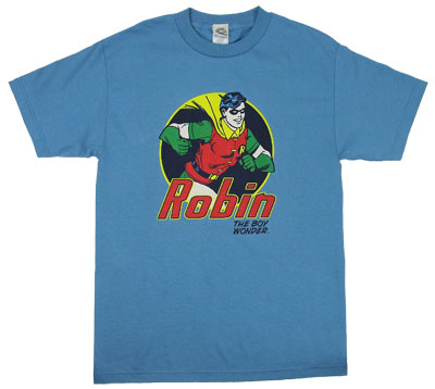 The Boy Wonder - Robin - DC Comics T-shirt
