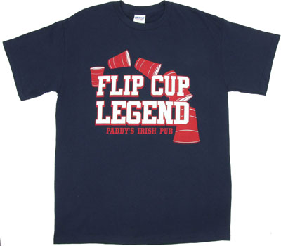 Flip Cup Legend - It&#039;s Always Sunny In Philadelphia T-shirt