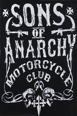 Motor Club - Sons Of Anarchy Sheer Women's Tank Top