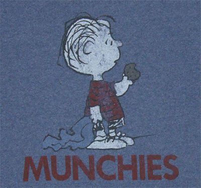 Munchies - Peanuts T-shirt