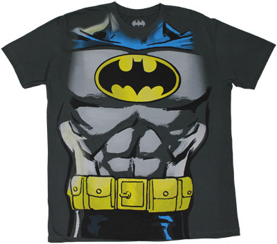 Batman Chest - DC Comics T-shirt