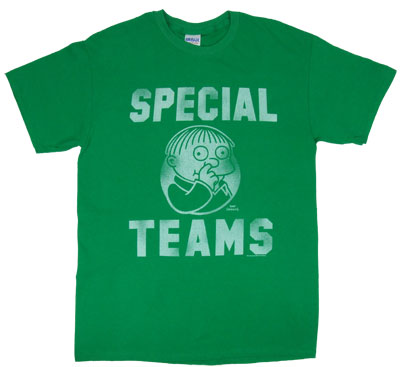 Special Teams - Ralph Wiggum - Simpsons T-shirt