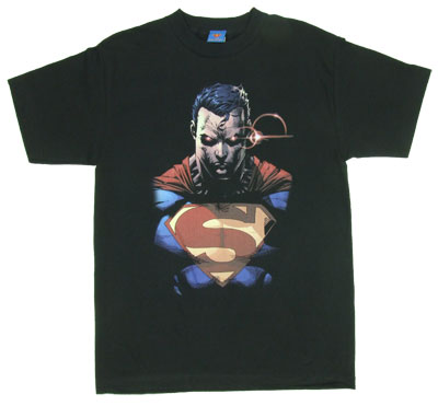 Displeased - Superman - DC Comics T-shirt