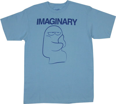 Imaginary - Foster's Home For Imaginary Friends T-shirt