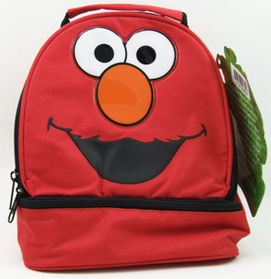 Elmo Face - Sesame Street Lunch Box