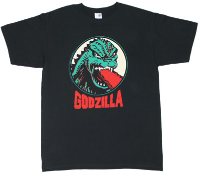 Circle - Godzilla T-shirt