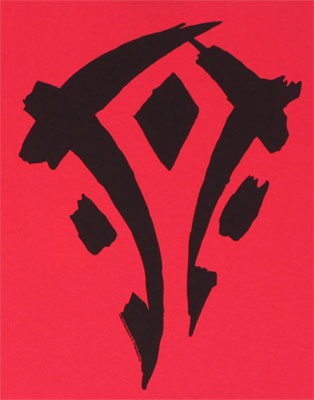 Horde Logo - World Of Warcraft Mists Of Pandaria T-shirt