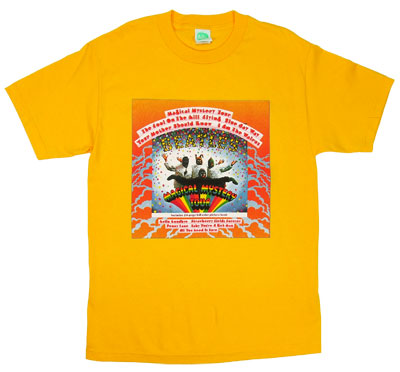 Magical Mystery Tour - Beatles T-shirt