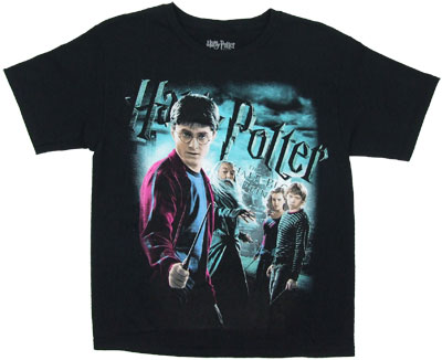 Harry Potter Group - Harry Potter Youth T-shirt