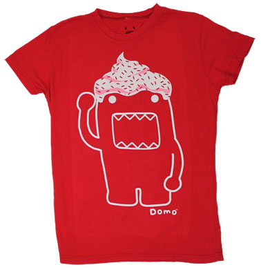 Red Velvet - Domo-Kun Sheer Women's T-shirt