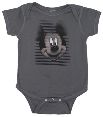 Mickey Face - Disney Infant Onesie