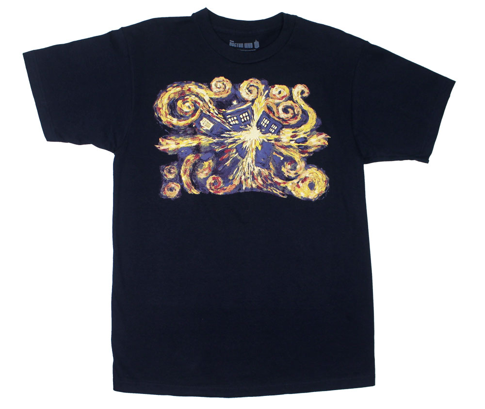 The Pandorica Opens - Dr. Who T-shirt