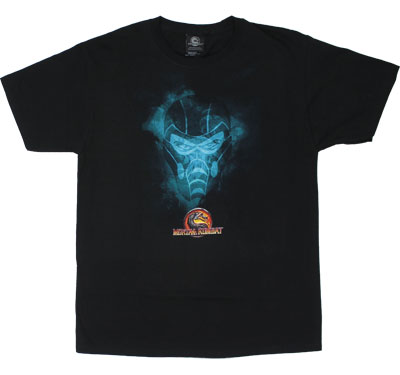 Sub-Zero - Mortal Kombat T-shirt