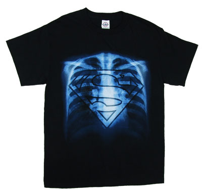 X-Ray Vision - Superman - DC Comics T-shirt