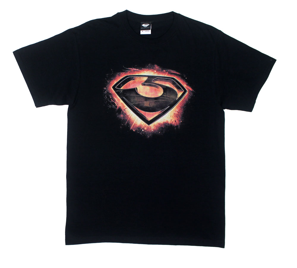 Zod Logo - Man Of Steel T-shirt