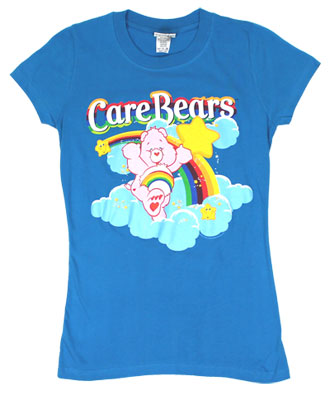 Rainbow Bear - Care Bears Sheer Women&#039;s T-shirt