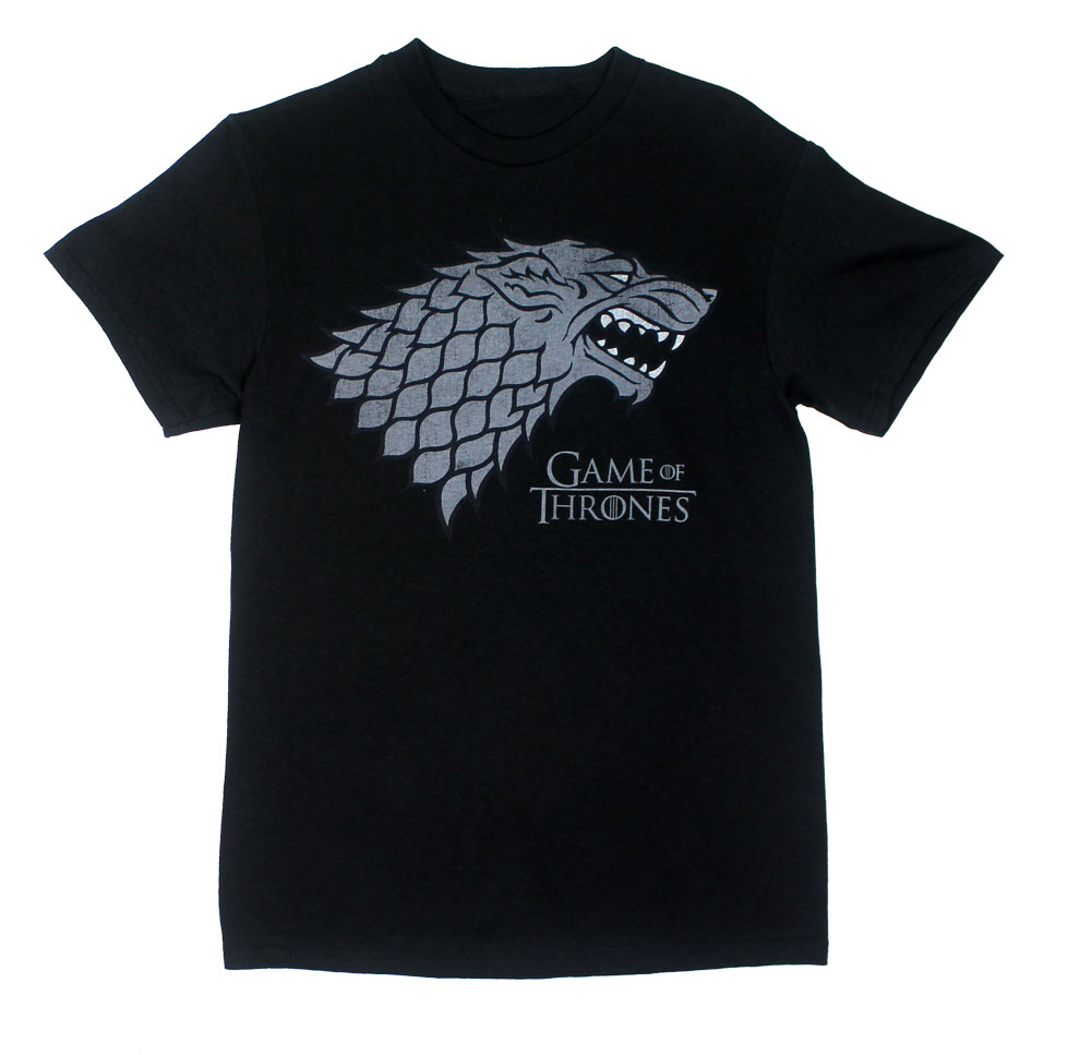 House Stark - Game Of Thrones T-shirt