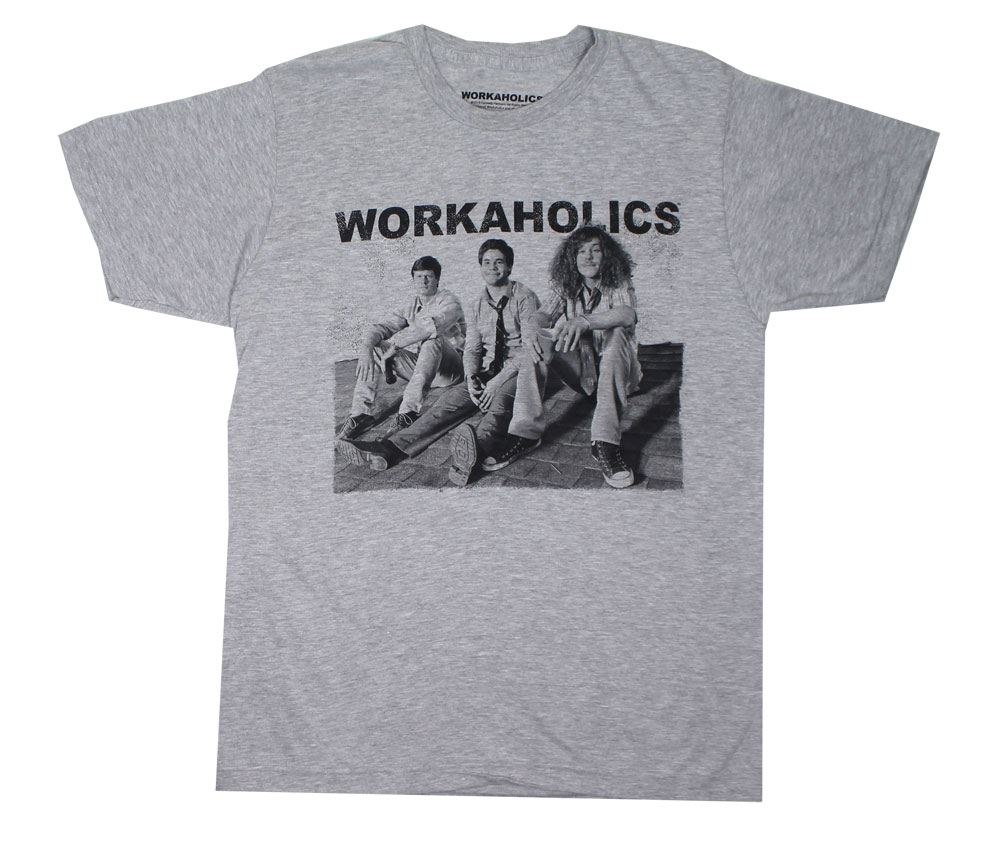 Workaholics T-shirt