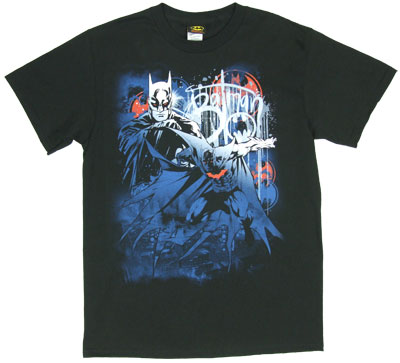 City Knight - DC Comics T-shirt