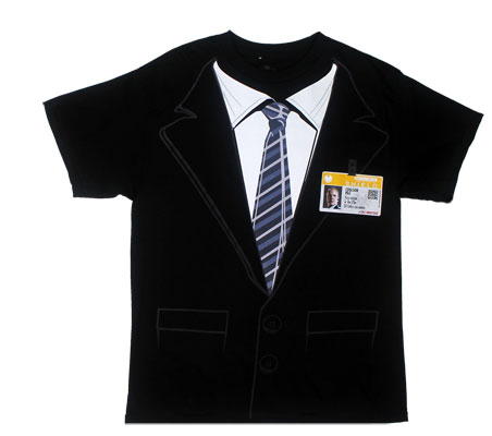 Agent Costume - Agents Of S.H.I.E.L.D. T-shirt