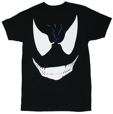Venom Face - Marvel Comics T-shirt