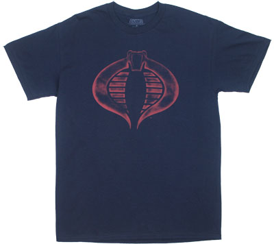 Cobra Logo - G.I. Joe T-shirt