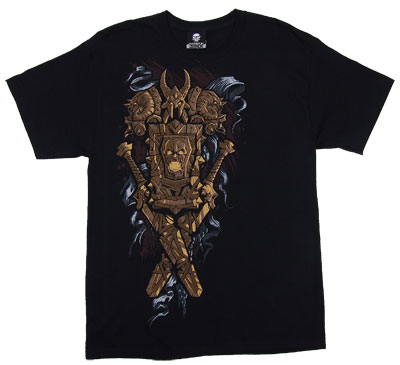 Legendary Warrior - World Of Warcraft T-shirt