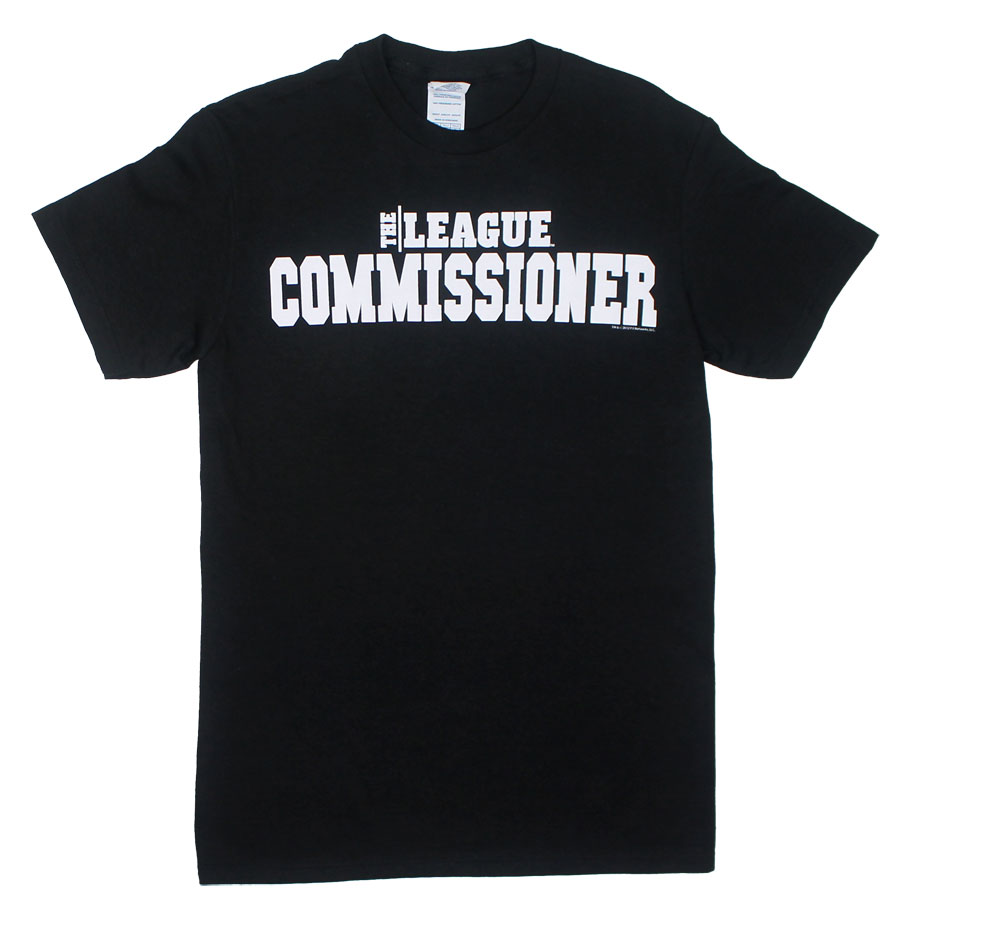 Commisioner - The League T-shirt
