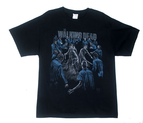 Protect The Group - Walking Dead T-shirt