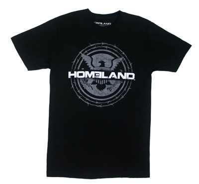 Logo - Homeland T-shirt