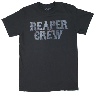 Reaper Crew With Back - Sons Of Anarchy T-shirt