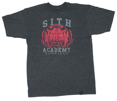 Sith Academy - Star Wars The Old Republic T-shirt