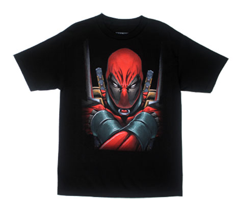 Dead Close - Marvel Comics T-shirt