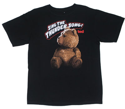 Ted: Sing the Thunder Song!