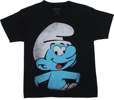 Smurfs Youth T-shirt