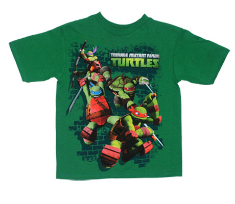 Turtle Moves - Teenage Mutant Ninja Turtles Juvenile And Youth T-shirt