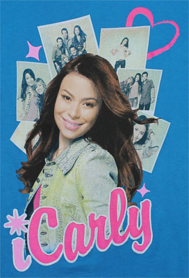 iCarly Girls T-shirt