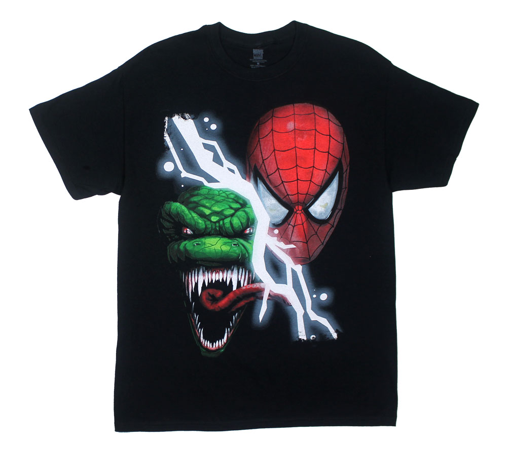Spider-Man Vs. The Lizard - Amazing Spider-Man T-shirt