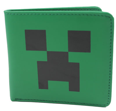 Creeper Face - Minecraft Wallet