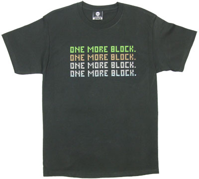 Addiction - Minecraft T-shirt