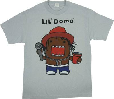 Lil&#039; Domo - Domo-Kun T-shirt