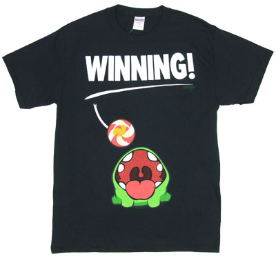 Winning - Cut The Rope T-shirt